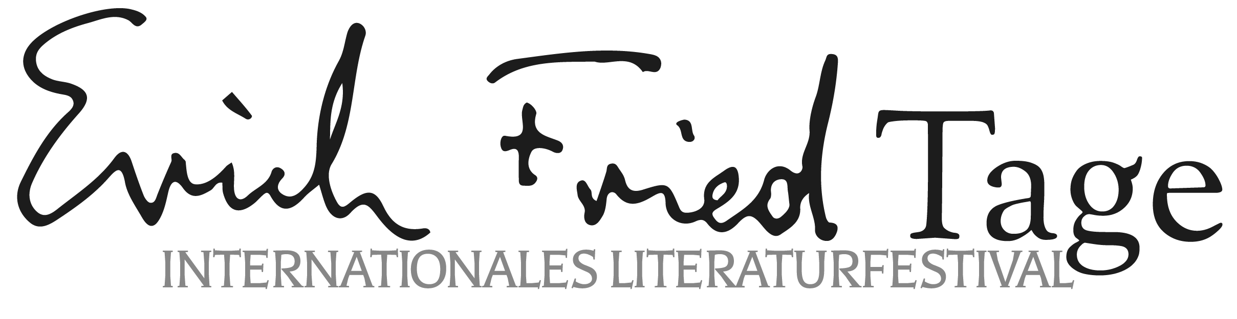 Literaturfestival | Erich Fried Tage